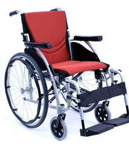 Ergonomic Wheelchairs - S Ergo 125 Flip Back Armrest Ergonomic Wheelchair