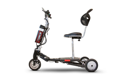 Ewheels EW-07 Portable 3 Wheel Power Scooter
