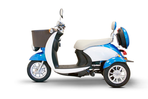 Ewheels EW-11 Euro Style 3 Wheel Power Scooter