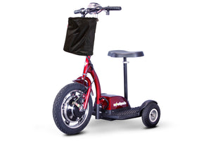 EWheels EW-18 STAND-N-RIDE Mobility Scooter 3-Wheel