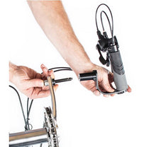 Handcycle - Rio Mobility EDragonfly Attachable Power Assist Handcycle
