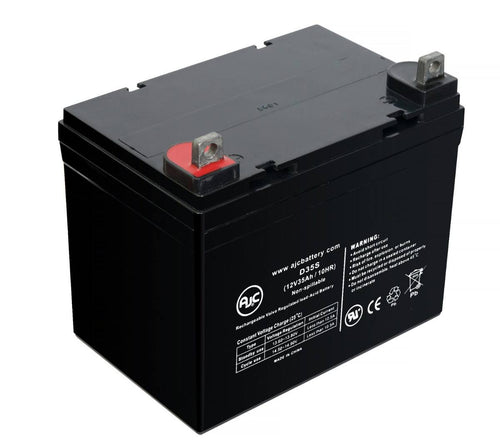 Parts - BRIGHTWAY Battery 12 Volt X 34 AMP