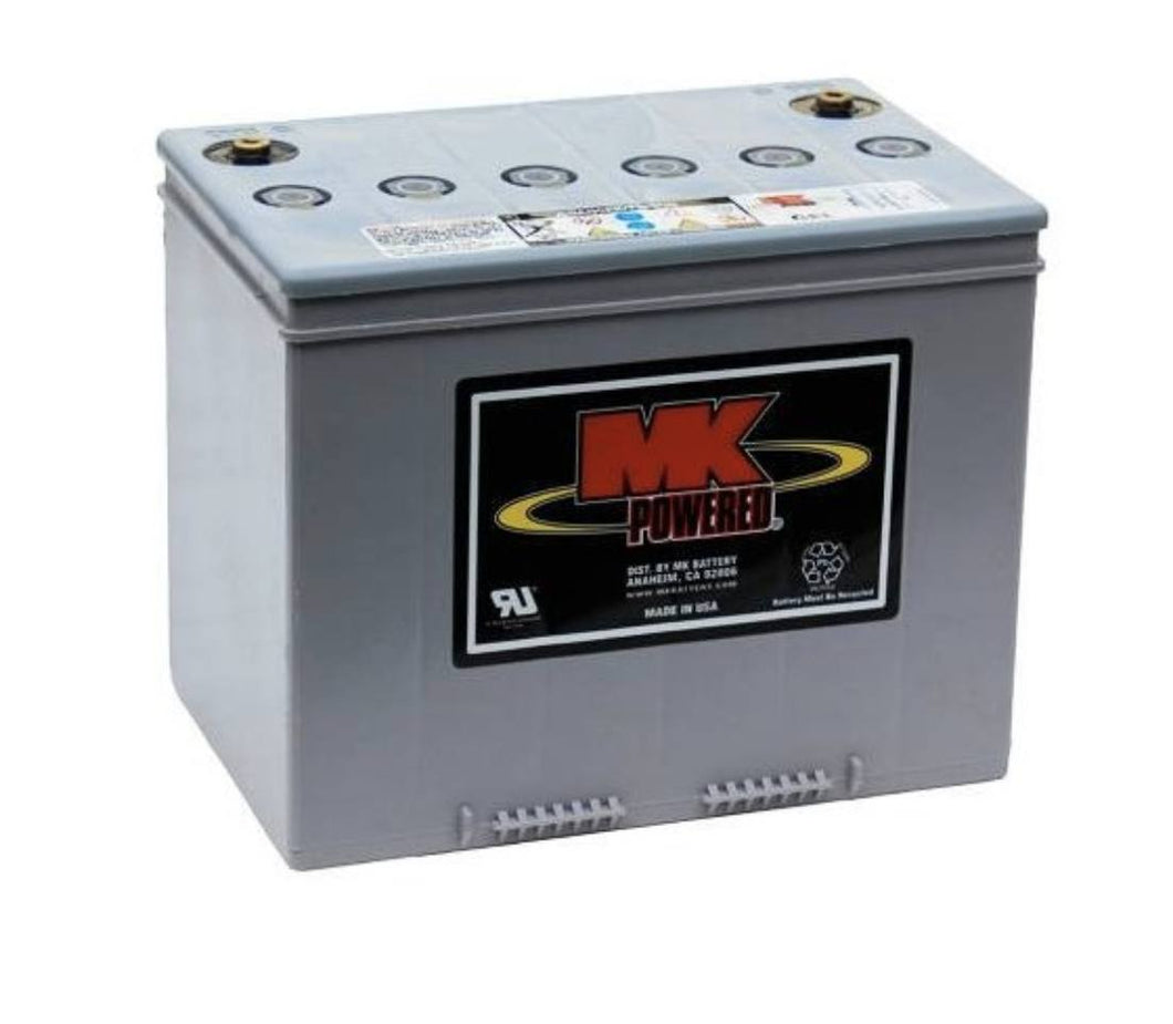 Parts - MK Battery 12 Volt X 18 AMP