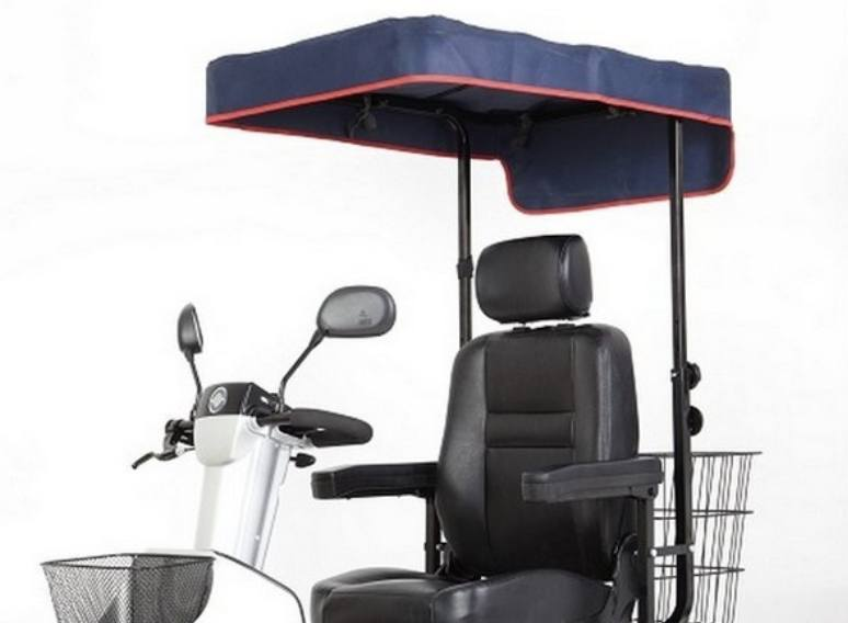 Parts - Summer Canopy Single Seat