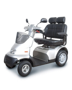 Power Scooter - AFIKIM Afiscooter S4 Breeze 4 Wheel Power Scooter