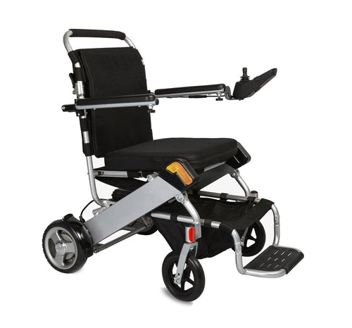 Power Wheelchairs - Karman Tranzit Foldable Lightweight Power Wheelchair