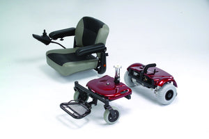 Power Wheelchairs - Merits EZ-GO Power Wheelchair P321