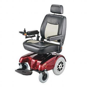 Power Wheelchairs - Merits Gemini Power Wheelchair P301