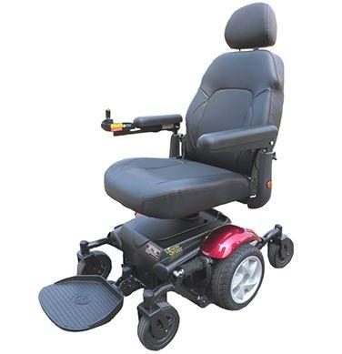 Power Wheelchairs - Merits Vision Sport Power Wheelchair P326A