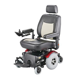 Power Wheelchairs - Merits Vision Super Power Wheelchair P327-7