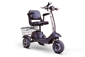 Ewheels EW-20 Sporty 3 Wheel Power Scooter - Ships Fully Assembled
