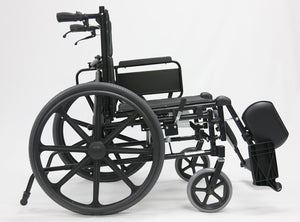Reclining Wheelchairs - KM 5000 Recline Wheelchair