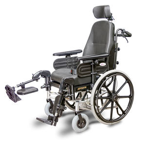 EV Rider Spring HW1 Manual Wheelchair