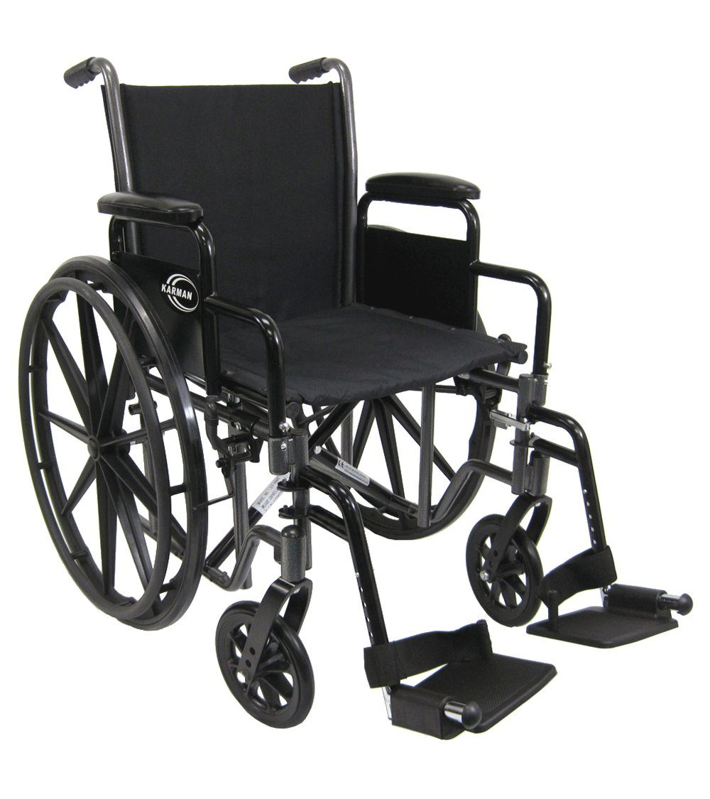 Standard Wheelchairs - Karman LT-700T 20