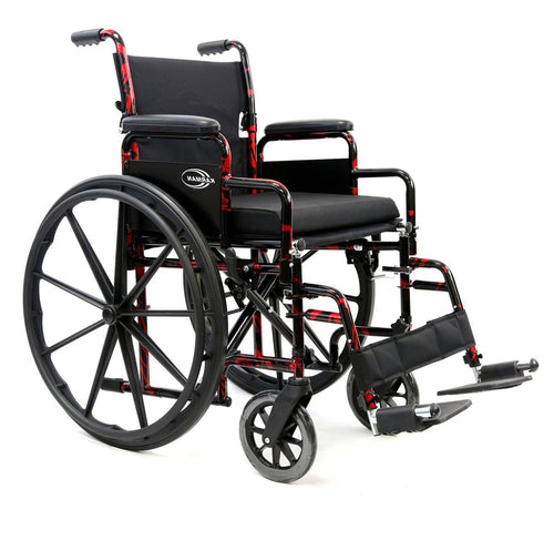 Standard Wheelchairs - Karman LT-770Q 18