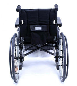 Ultra Lightweight Wheelchairs - Karman Flexx Wheelchair Ultra Lightweight With Quick Release Axles