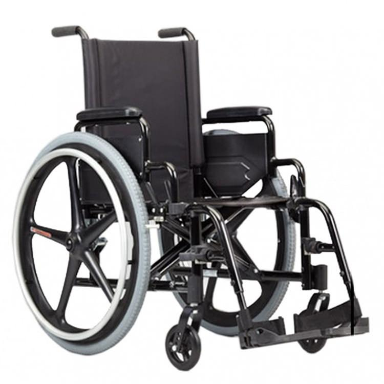 Ultra Lightweight Wheelchairs - Ki Mobility Catalyst 4 Lightweight Folding Manual Wheelchair