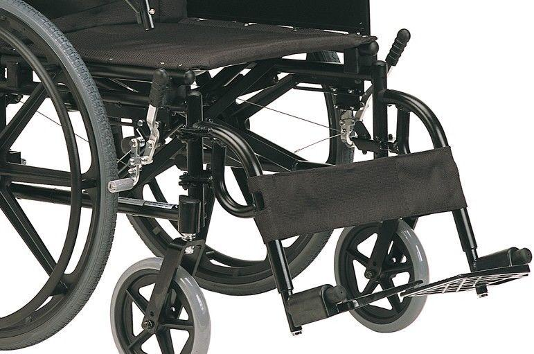 Wheelchair Accessories - Calf Leg Strap Footrest Karman LS