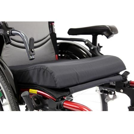 Wheelchair Accessories - Karman Cu-Ergo Memory Foam Seat Cushion