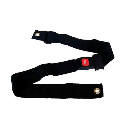 Wheelchair Accessories - Karman Seat Belt Auto Style With Push Button To Release And Easy To Adjust