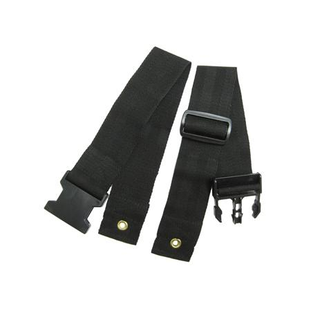 Wheelchair Accessories - Karman Seat Belt With Plastic Clamp And Easy To Adjust