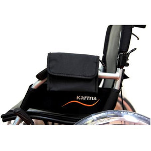Wheelchair Accessories - Karman Small Universal Carry Pouch For Wheelchair