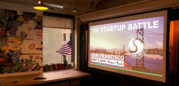 Pitching Your Startup in San Francisco