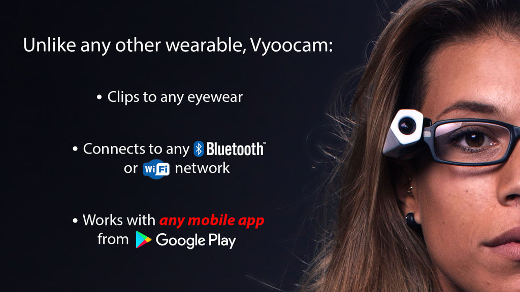 Vyoocam is a Hands-free Smart Device