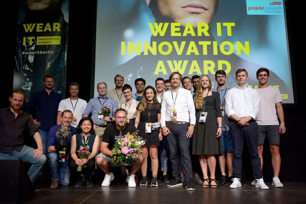 Vyoocam Team in WearIt Innovation Summit