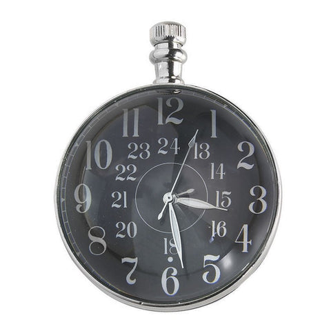 Authentic Models Eye of Time Clock - Nickel