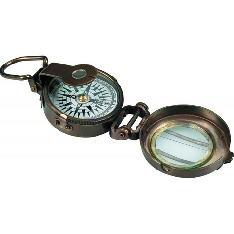 Authentic Models WWII Compass
