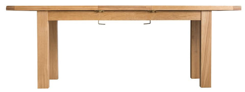 Concepts Tucson Oak Butterfly Extending Table - Various Sizes