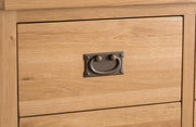 Concepts Tucson Oak 4 Over 3 Chest of Drawers