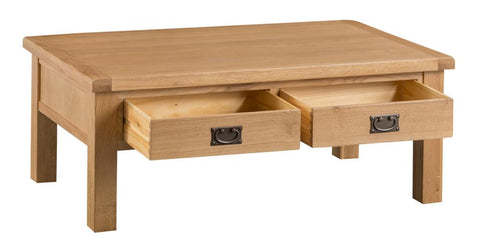 Concepts Tucson Oak Large Coffee Table