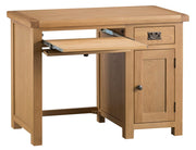 Concepts Tucson Oak Single Computer Desk