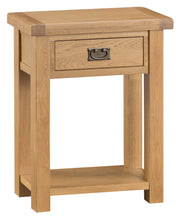 Concepts Tucson Oak Side Cabinet
