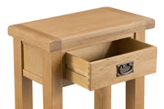 Concepts Tucson Oak Telephone Table