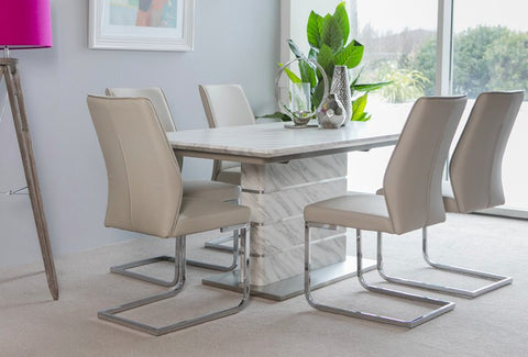 Concepts Contemporary Allure Extending Dining Table
