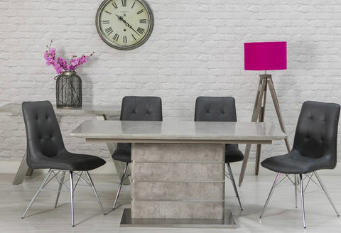 Concepts Contemporary Delta Extending Dining Table