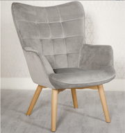 Concepts Contemporary Dean Accent Armchair - Various Colours