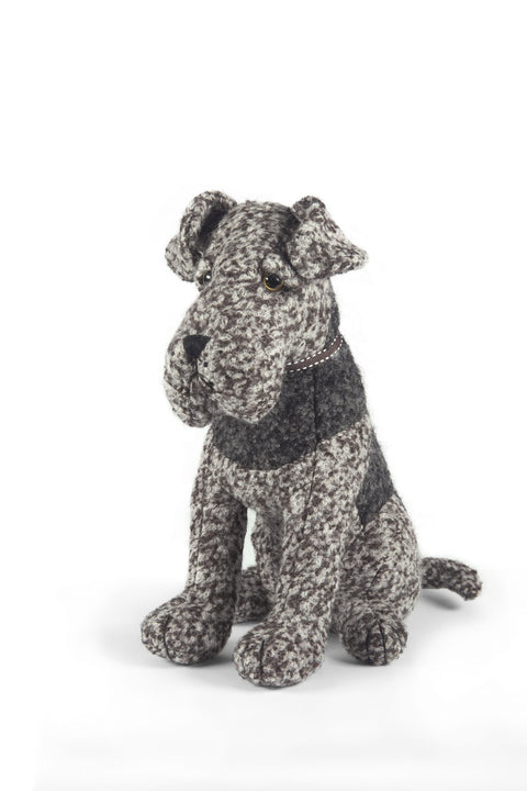Dora Designs Alfie The Airedale Doorstop
