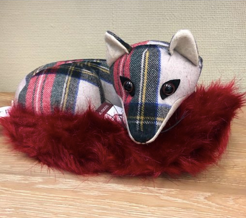 Dora Designs Fiona Fox Doorstop