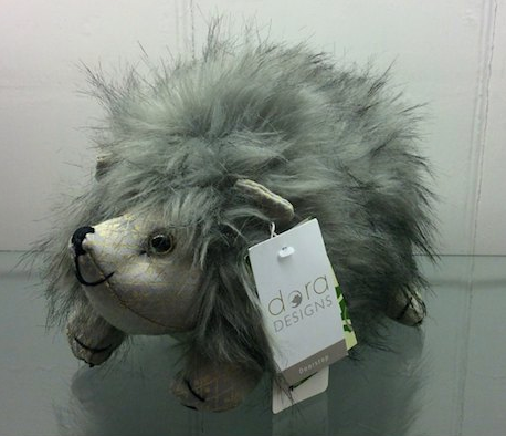 Dora Designs Posh Spike Hedgehog Doorstop