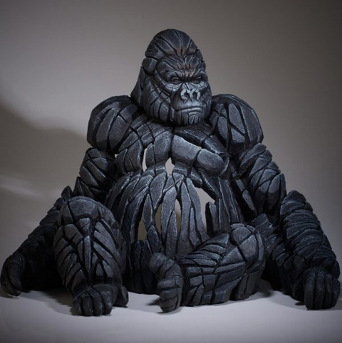 Edge Gorilla Figure