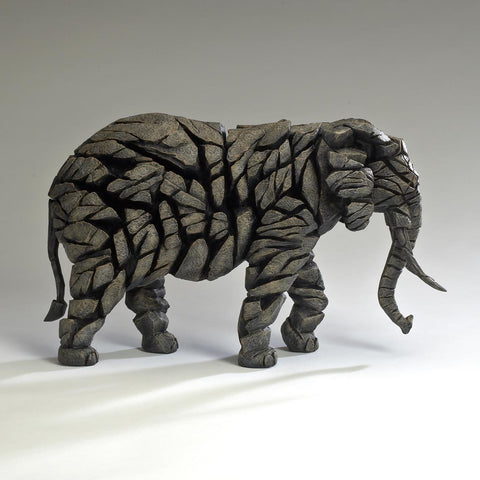Edge Mocha Elephant Figure