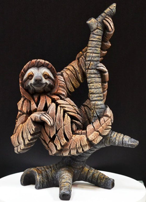 Edge Sloth Figure