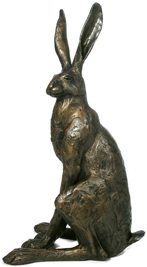 Frith Sitting Hare Figure - Large
