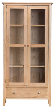 GoodWood by Concepts - Helsinki Oak Display Cabinet