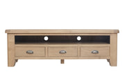 Concepts Hatton Oak Large TV Unit