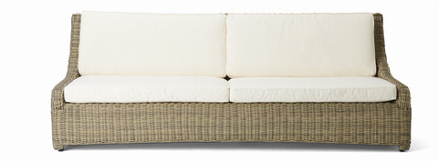 Neptune Hayburn Relaxed Grand Sofa with Cushions - Hazel
